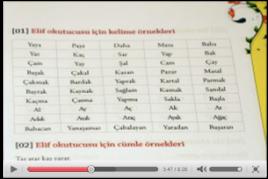 1- Türkçe Konular