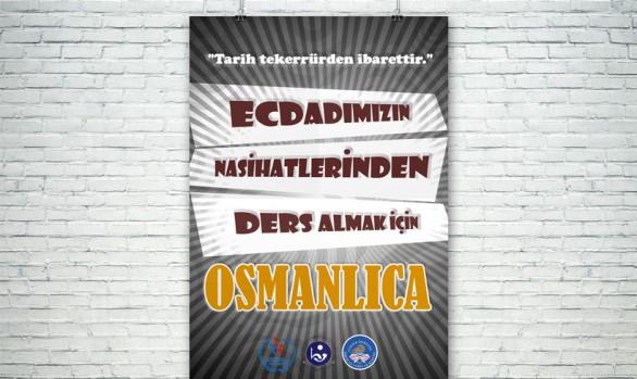 "KYK Afişi: ""Nasihat"" 35x50"