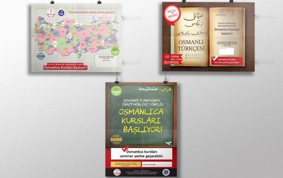 Öğretmenlere yönelik Osmanlıca kursları